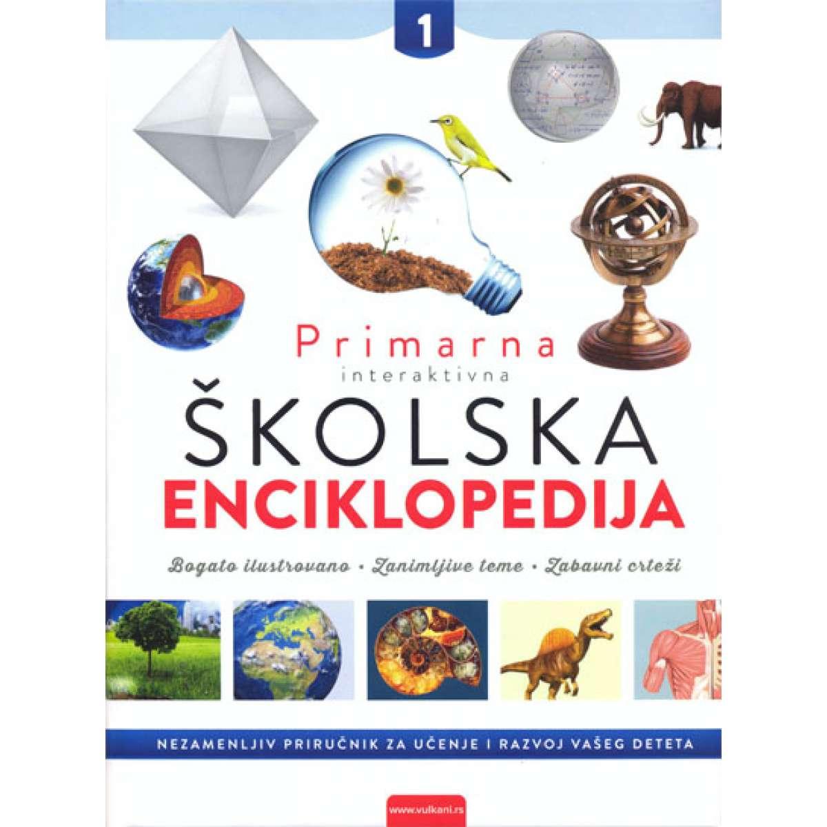 PRVA INTERAKTIVNA ŠKOLSKA ENCIKLOPEDIJA 1-3