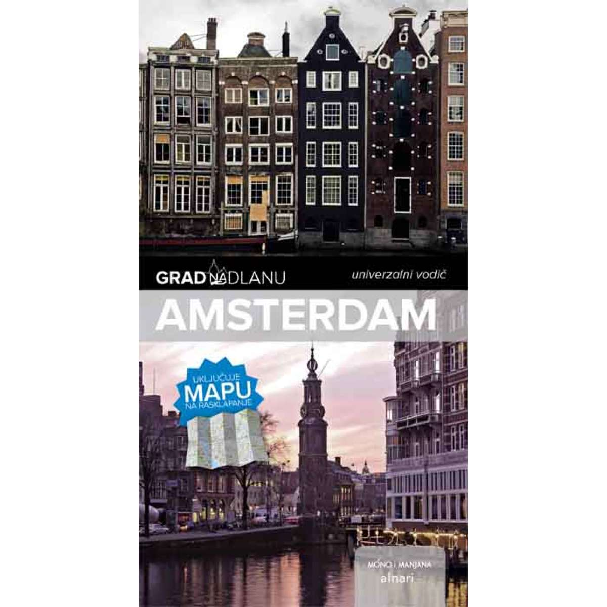 GRAD NA DLANU - AMSTERDAM