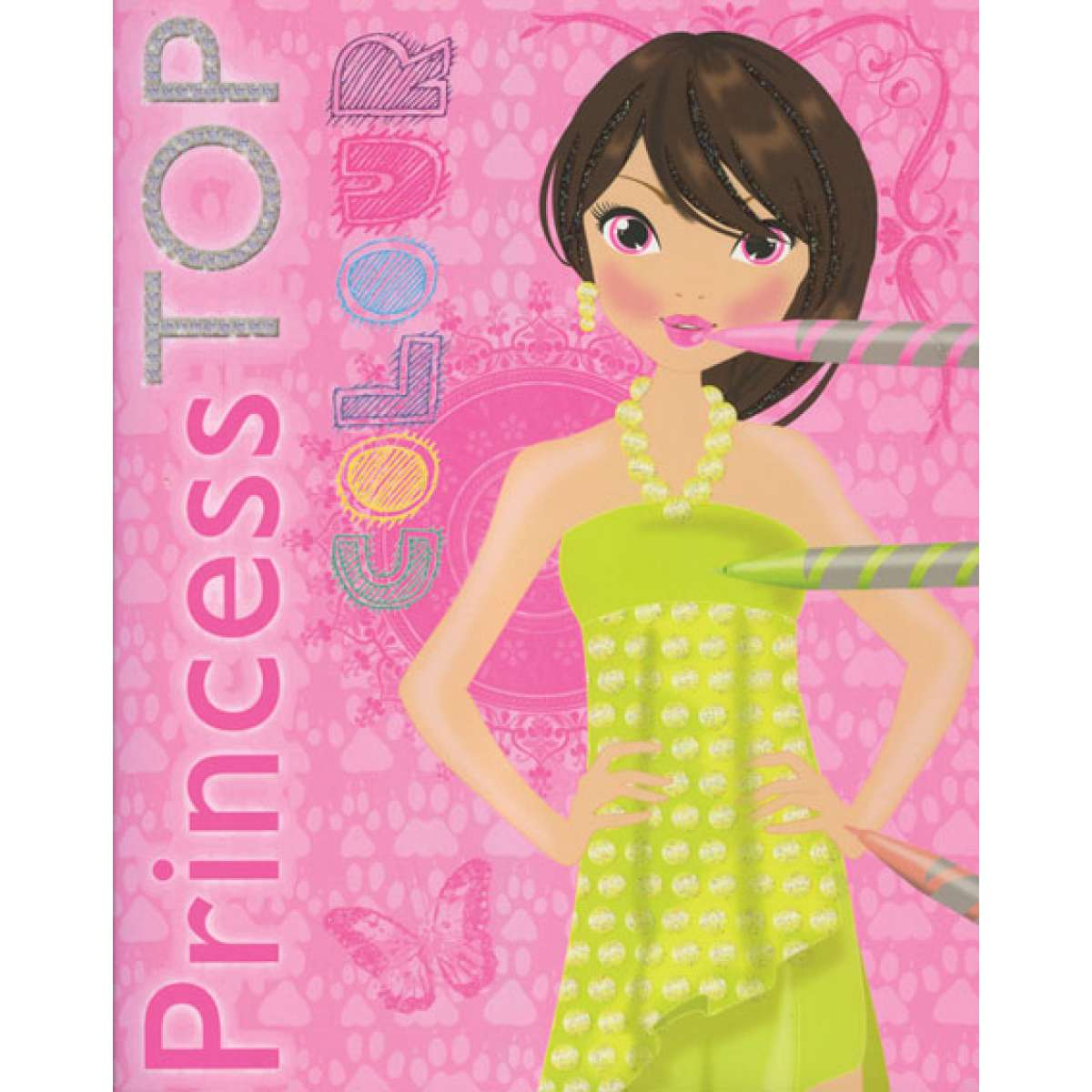 Top princess - Colour 2