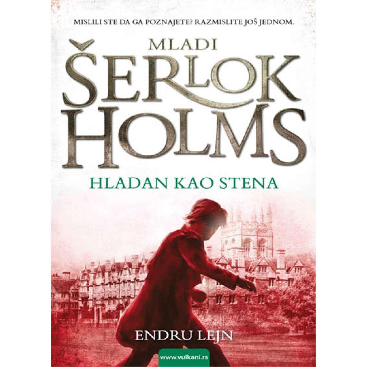 MLADI ŠERLOK HOLMS: HLADAN KAO STENA