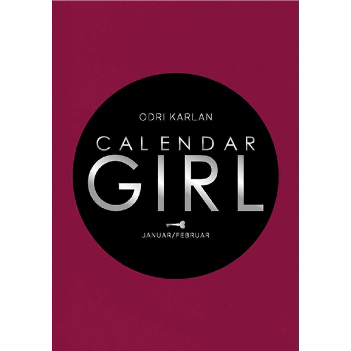 CALENDAR GIRL: JANUAR/FEBRUAR