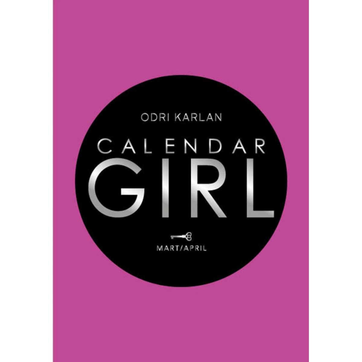 CALENDAR GIRL: MART/APRIL