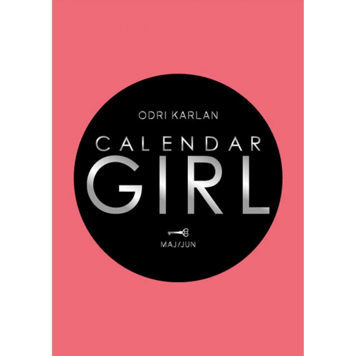 CALENDAR GIRL: MAJ/JUN