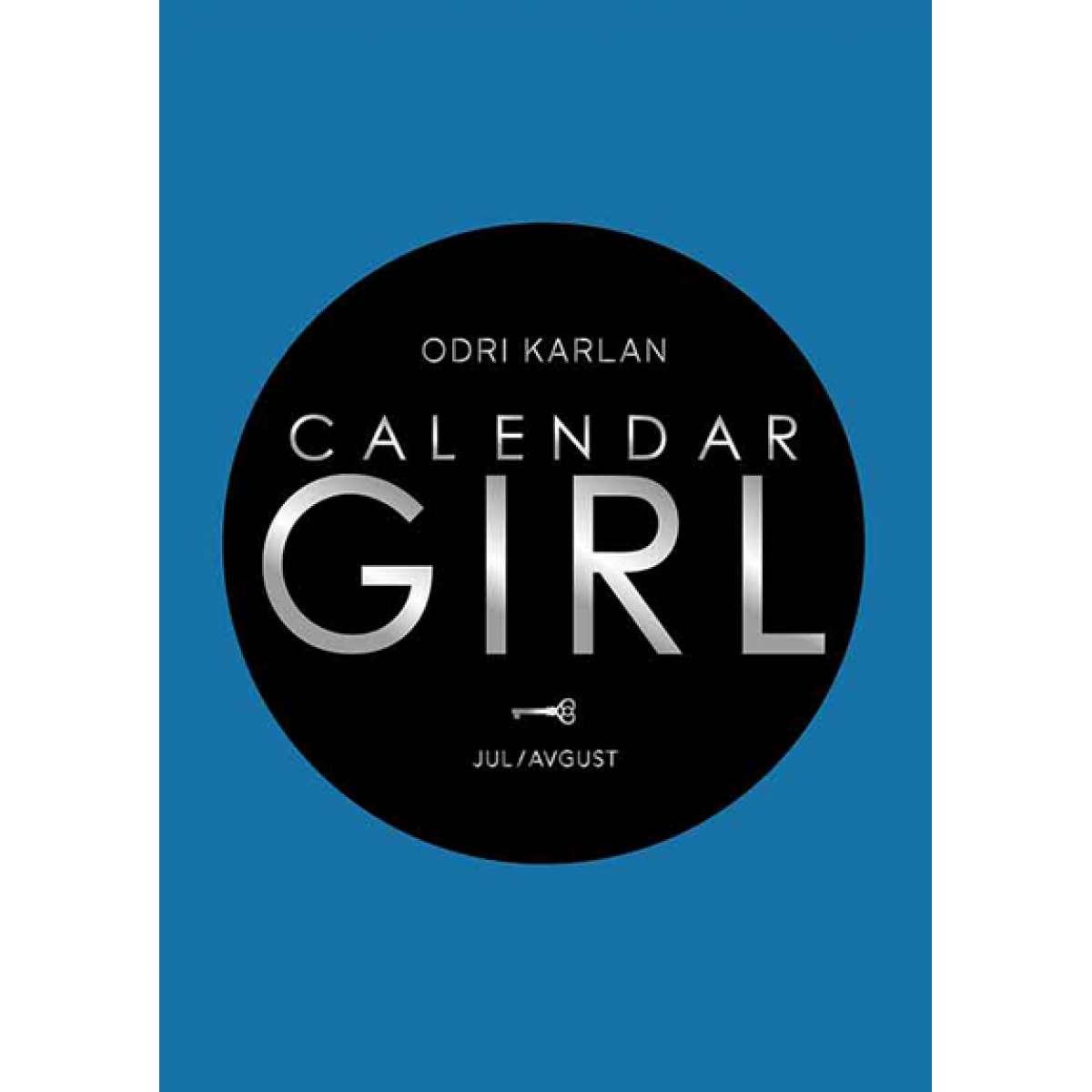CALENDAR GIRL: JUL/AVGUST