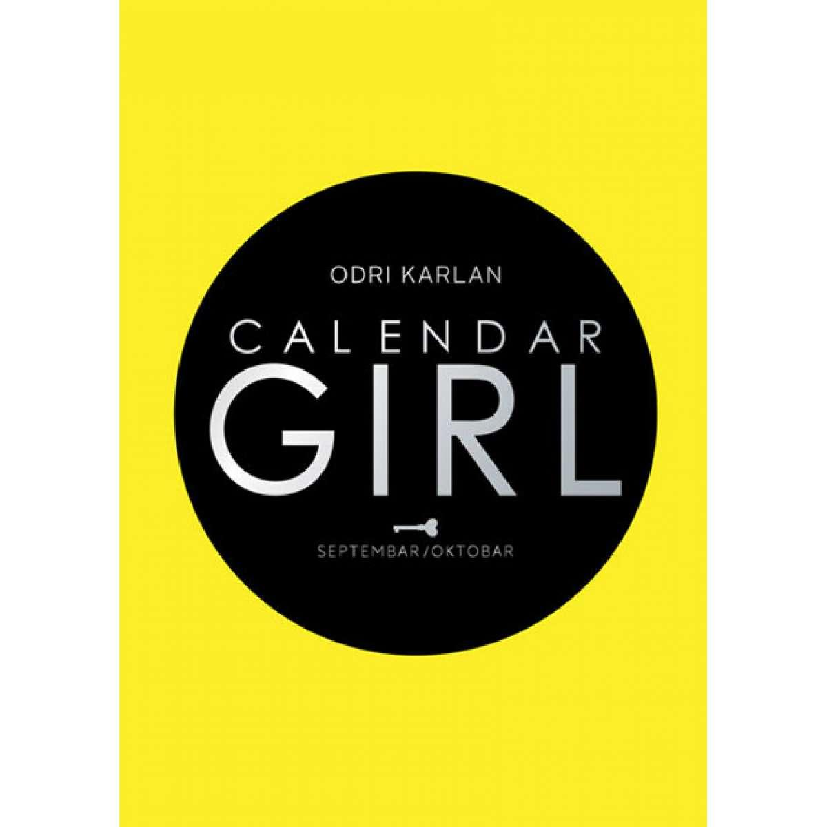 CALENDAR GIRL: SEPTEMBAR/OKTOBAR