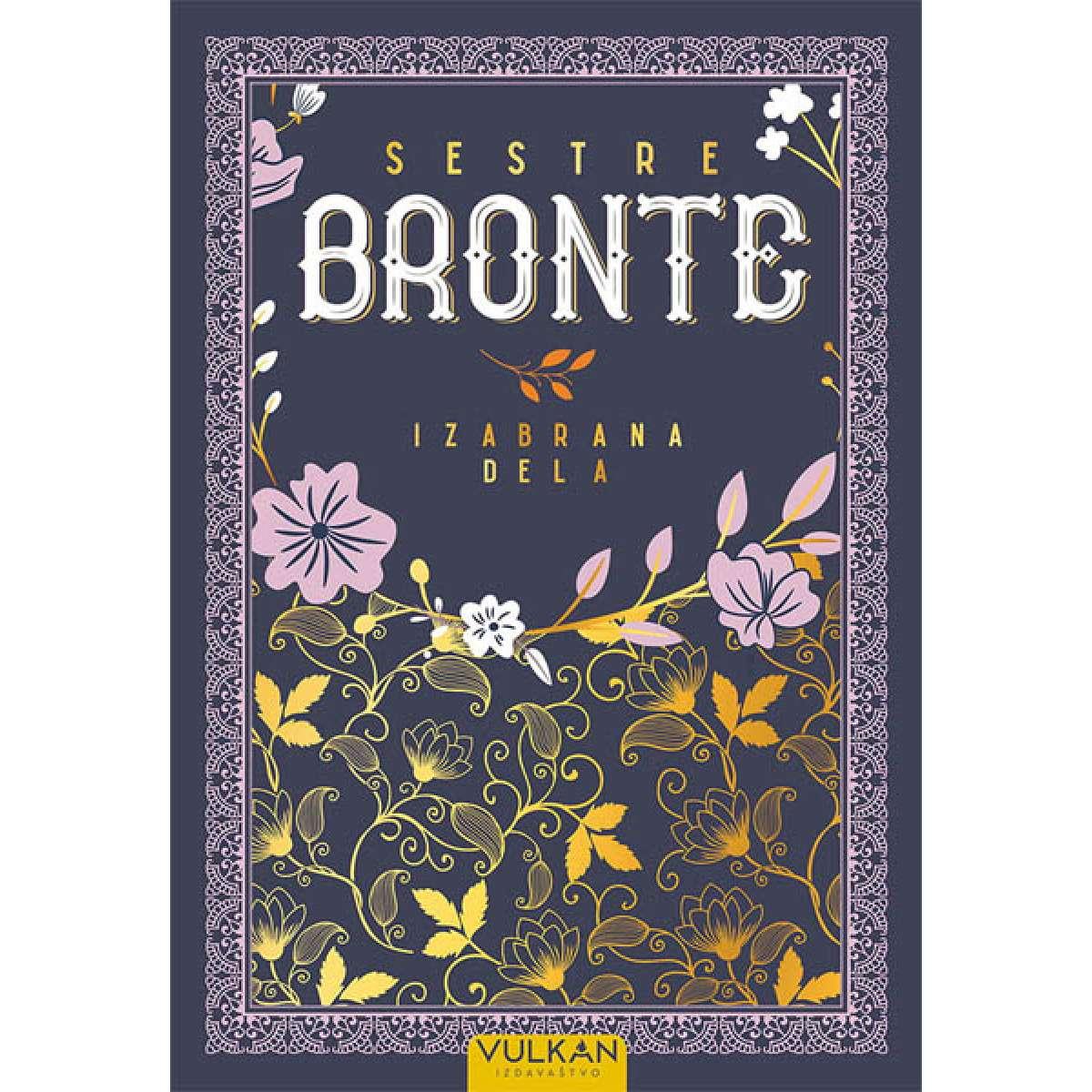 SESTRE BRONTE: IZABRANA DELA