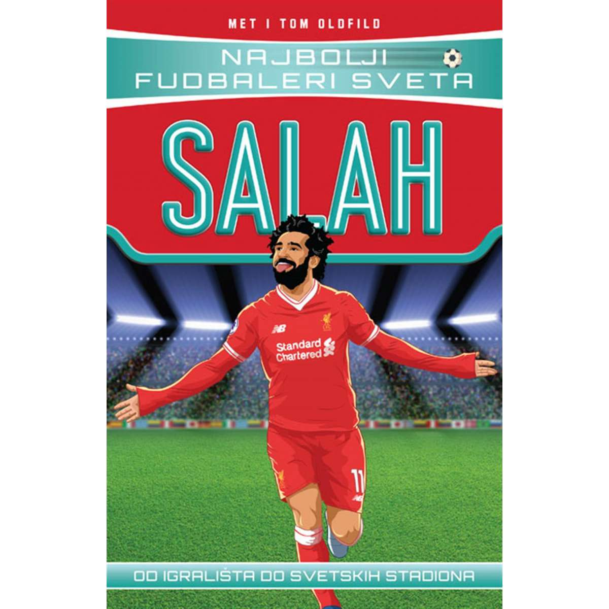 Najbolji fudbaleri sveta: Salah