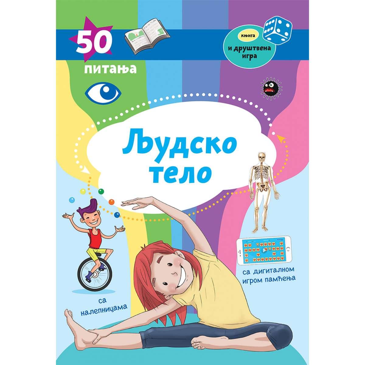 50 pitanja - Ljudsko telo
