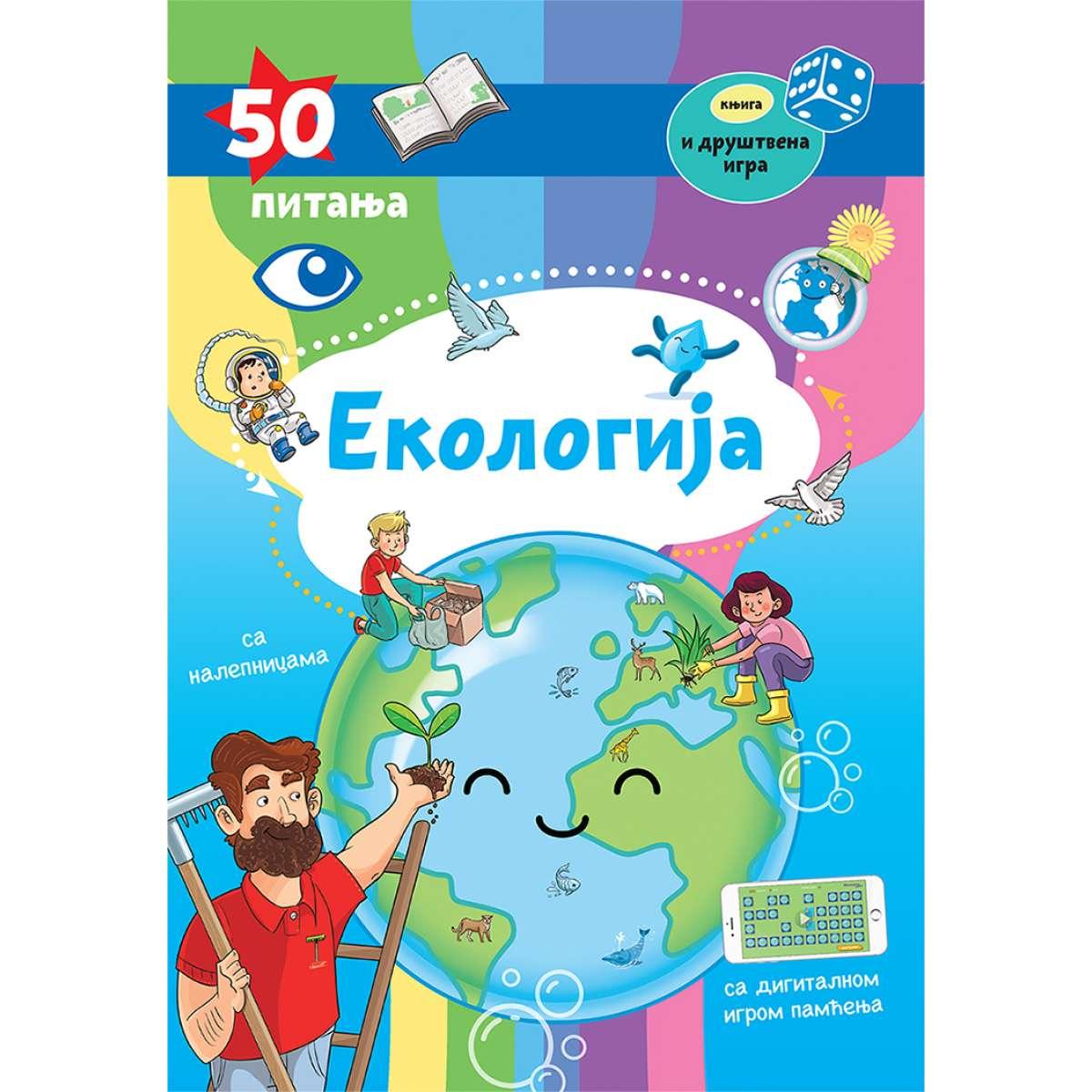 50 pitanja - Ekologija