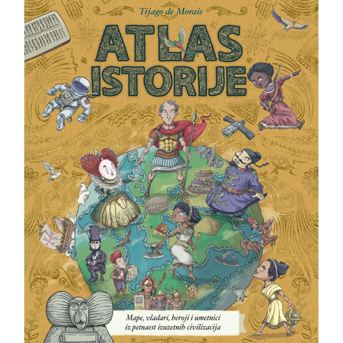 Atlas istorije
