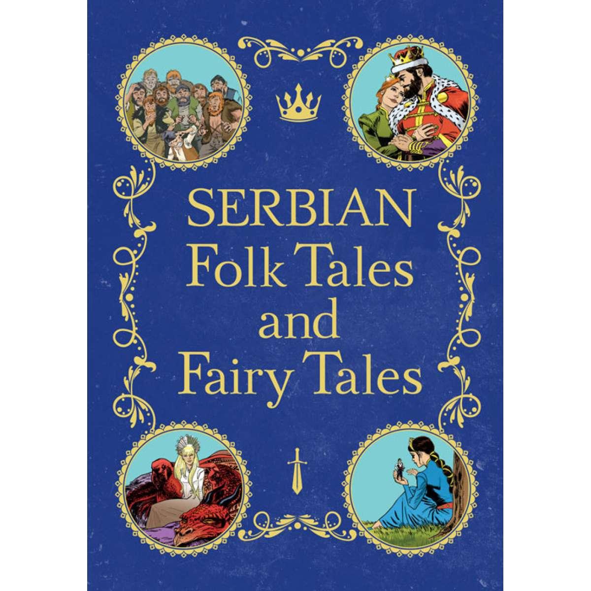 SERBIAN FOLK STORIES AND FAIRY-TALES